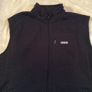 Immaculate condition men's PATAGONIA VEST
